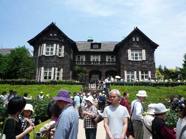 旧古河庭園 邸宅2