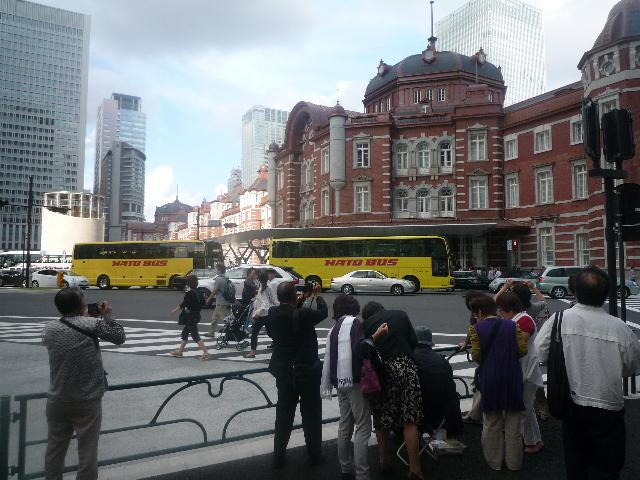 東京駅新駅舎1
