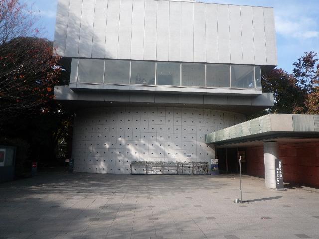 東京芸大美術館